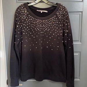 Pam & Gela Embellished sweatshirt